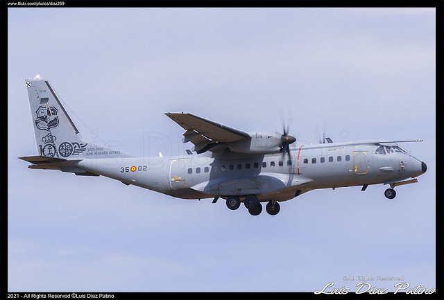 Ejercito del Aire CASA C-295M LEGT