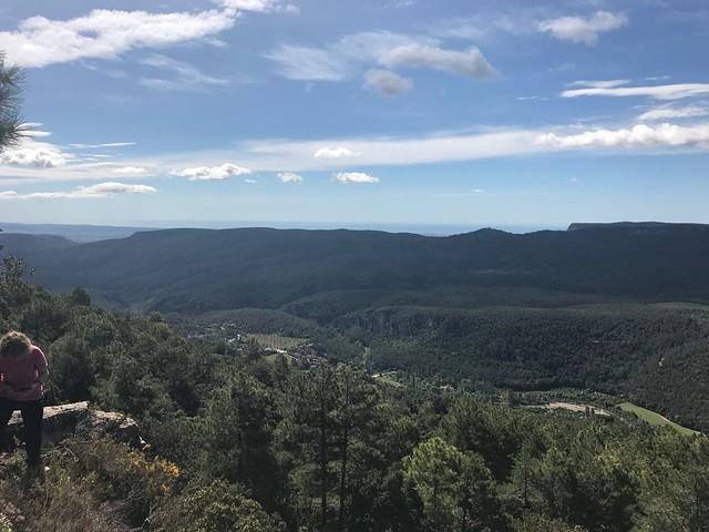 2021-05-30 Mont-ral, camí del Mas de Miró, fonts del Glorieta, les Virtuts, Riu Glorieta, escletxa de la Canaleta, Mont-ral