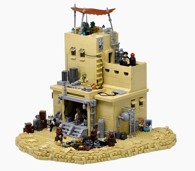 Jawa Rummage Sale on Tatooine