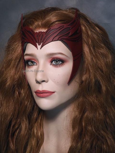Elizabeth Olsen as Wanda Maximoff / Scarlet Witch