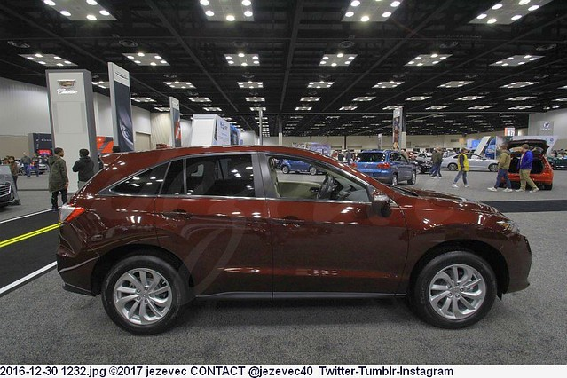 2016-12-30 1232 Acura - Indy Auto Show 2017