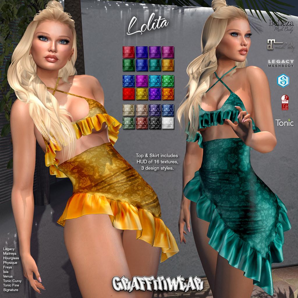 Lolita Ad