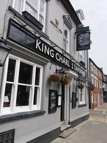King Charles, Newbury
