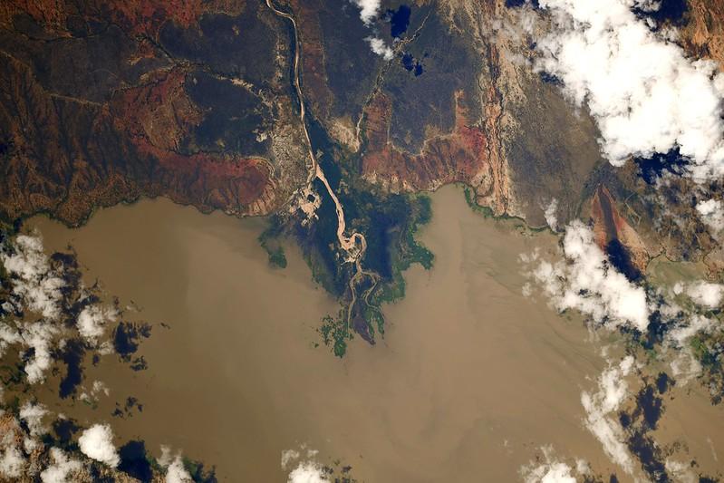 Mtera reservoir