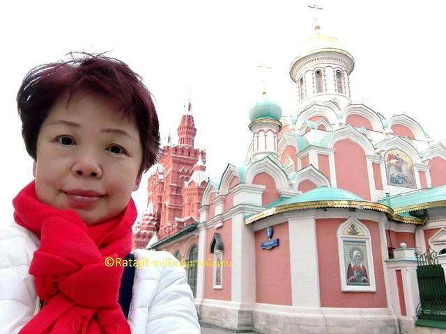 สถานที่ท่องเที่ยวรัสเซียโดยรตจิตร