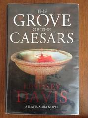 The Grove of the Caesars - Lindsey Davis