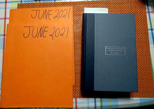 June 2021 Diary