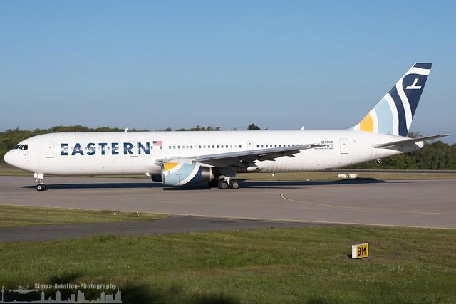 N700KW Eastern Airlines Boeing 767-336(ER) (HHN - EDFH - Hahn)