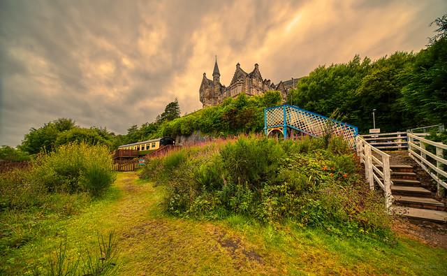 Loch Awe Hotel, Lochawe, Scotland.