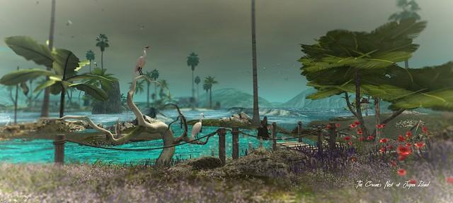 The Crane's Nest at Jasper Island