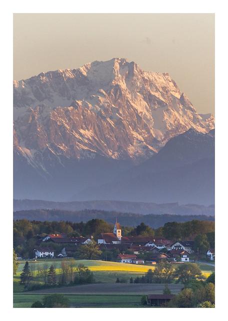 Zugspitze - on Stage!