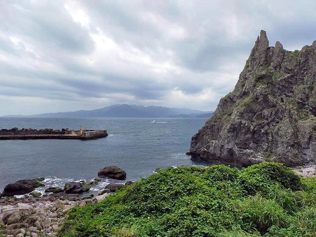 「基隆嶼 」(Keelung Islet),Keelung, North Taiwan, Apr 19, 2021, SJKen