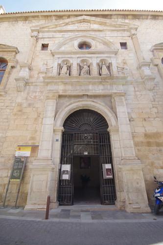 Portada del Convento de Santo Domingo