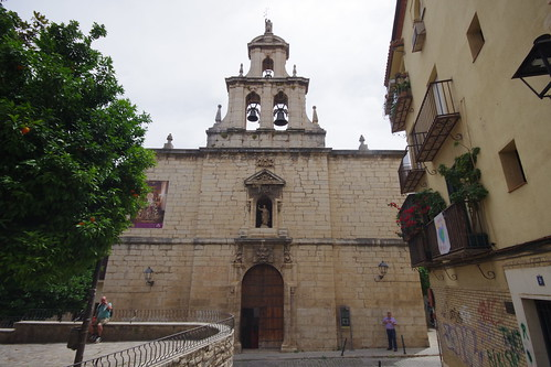Portada de la Iglesia de San Bartolomé en Jaén