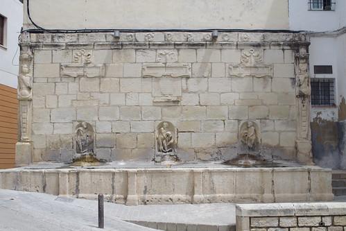 Fuente de los Caños de Jaén