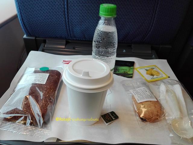 อาหารเครื่องดื่มในรถไฟ Sapson economic โดยรตจิตร