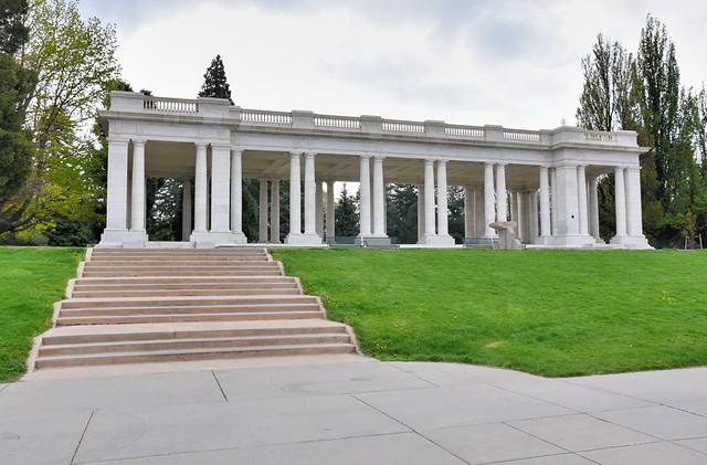 Cheesman Park Pavilion