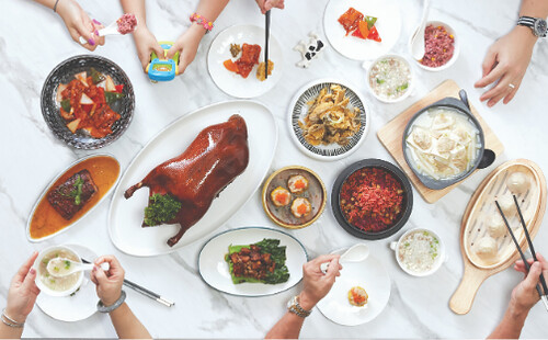 Picture of feast (Kai Garden)