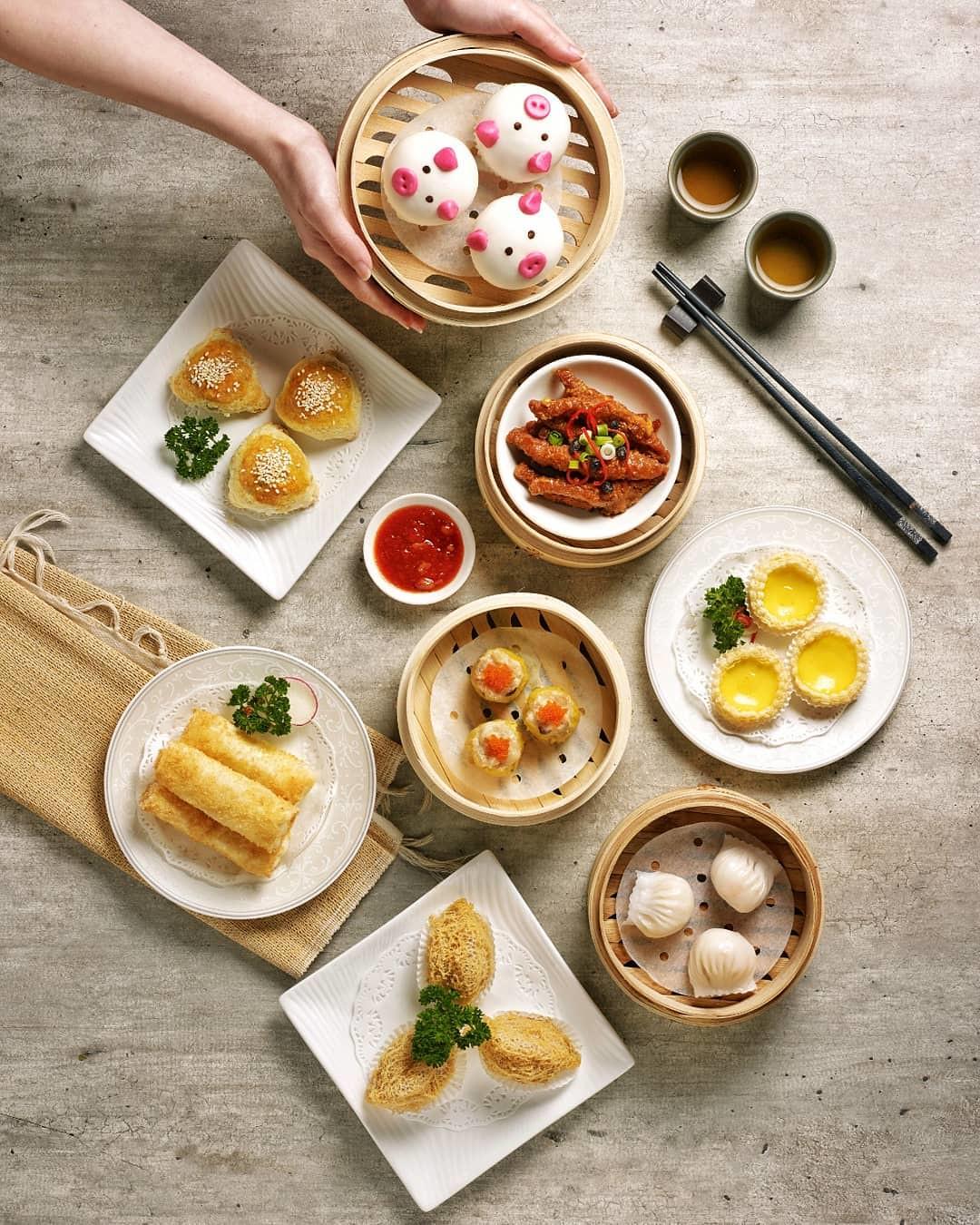 canton paradise feast