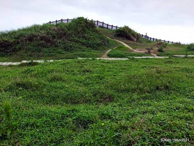 「望幽谷」(Wangyou Valley),Keelung, North Taiwan, Apr 19, 2021.