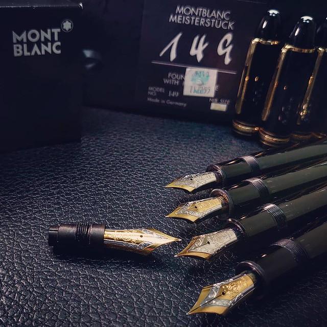 Montblanc 149 萬寶至尊 寶刀屠龍