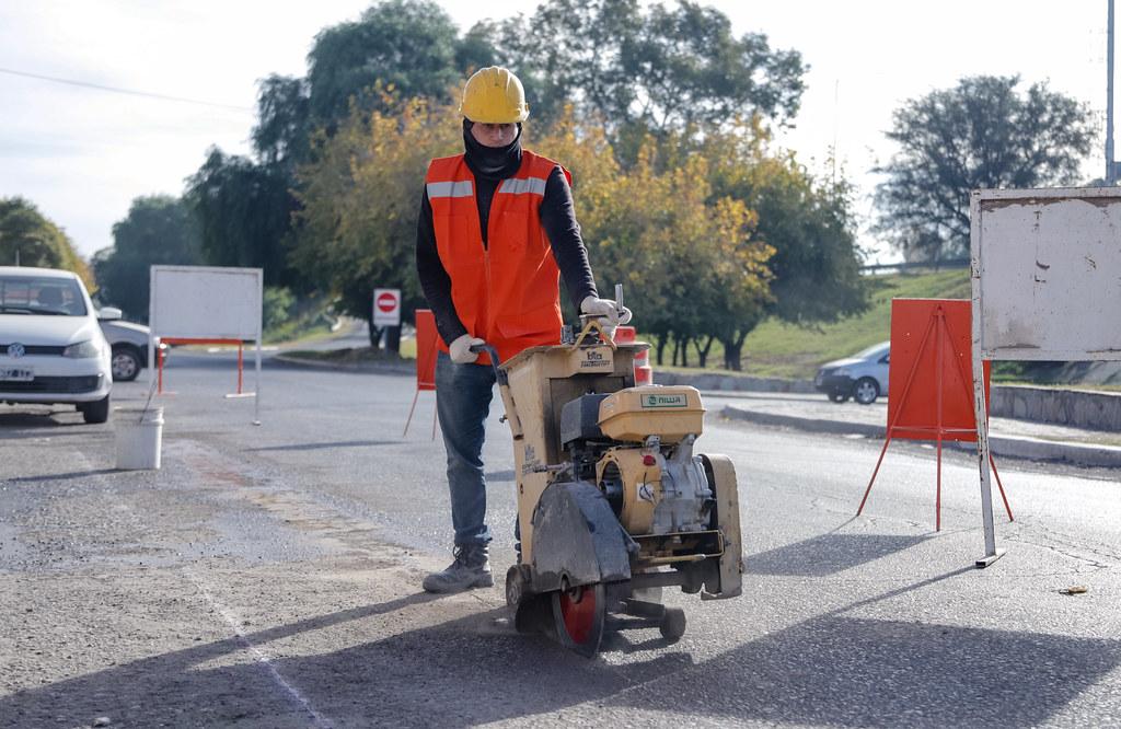 2021-06-01 Inicio de obras de conexión cloacal