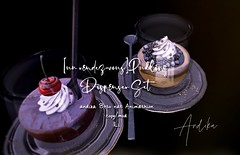 GG//andika[un rendez-vous]Pudding Dispenser Set
