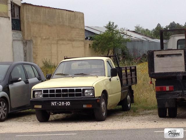 Isuzu KBD Pickup