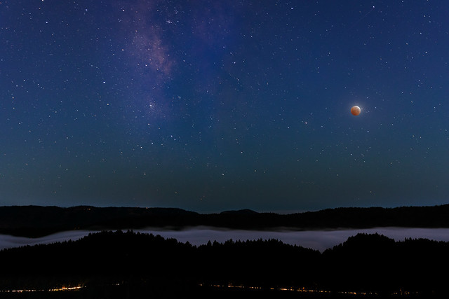 Oh, What a Night! Lunar Eclipse 2021