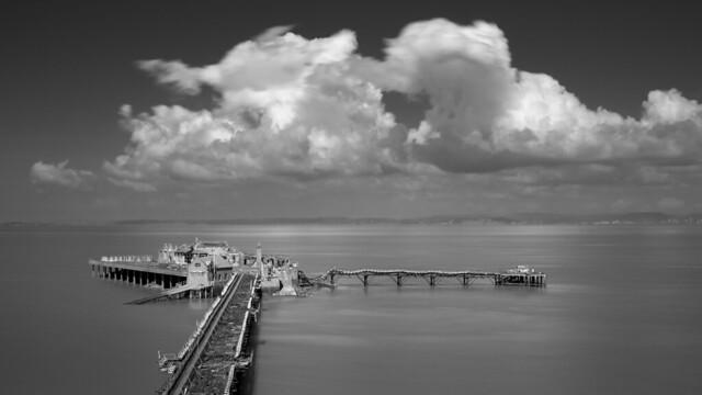 Birnbeck Pier (Explore 3/6/21 #107)