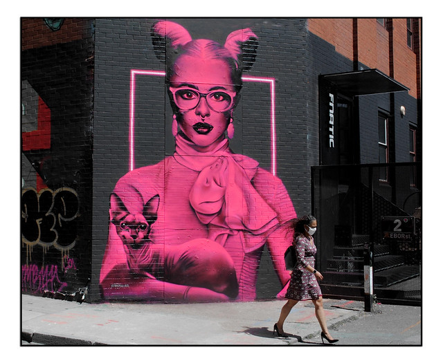 LONDON STREET ART by DAVID SPEED