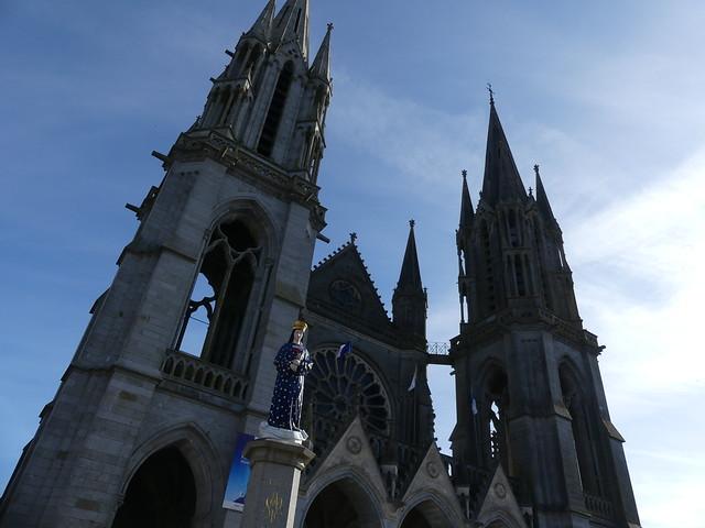 Pèlerinage à Pontmain - 1er juin 2021