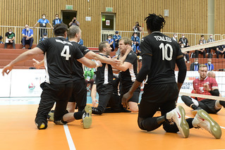 GER v CAN | Tokyo 2020 Paralympic Games Men's Qualification Tournament