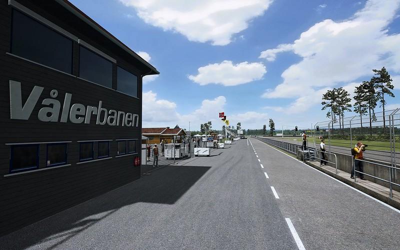 Vålerbanen Racing Circuit
