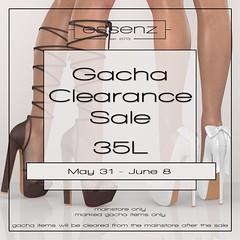 Essenz - Gacha Clearance Sale