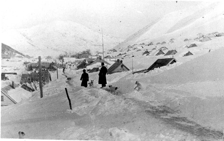 1910. После пурги