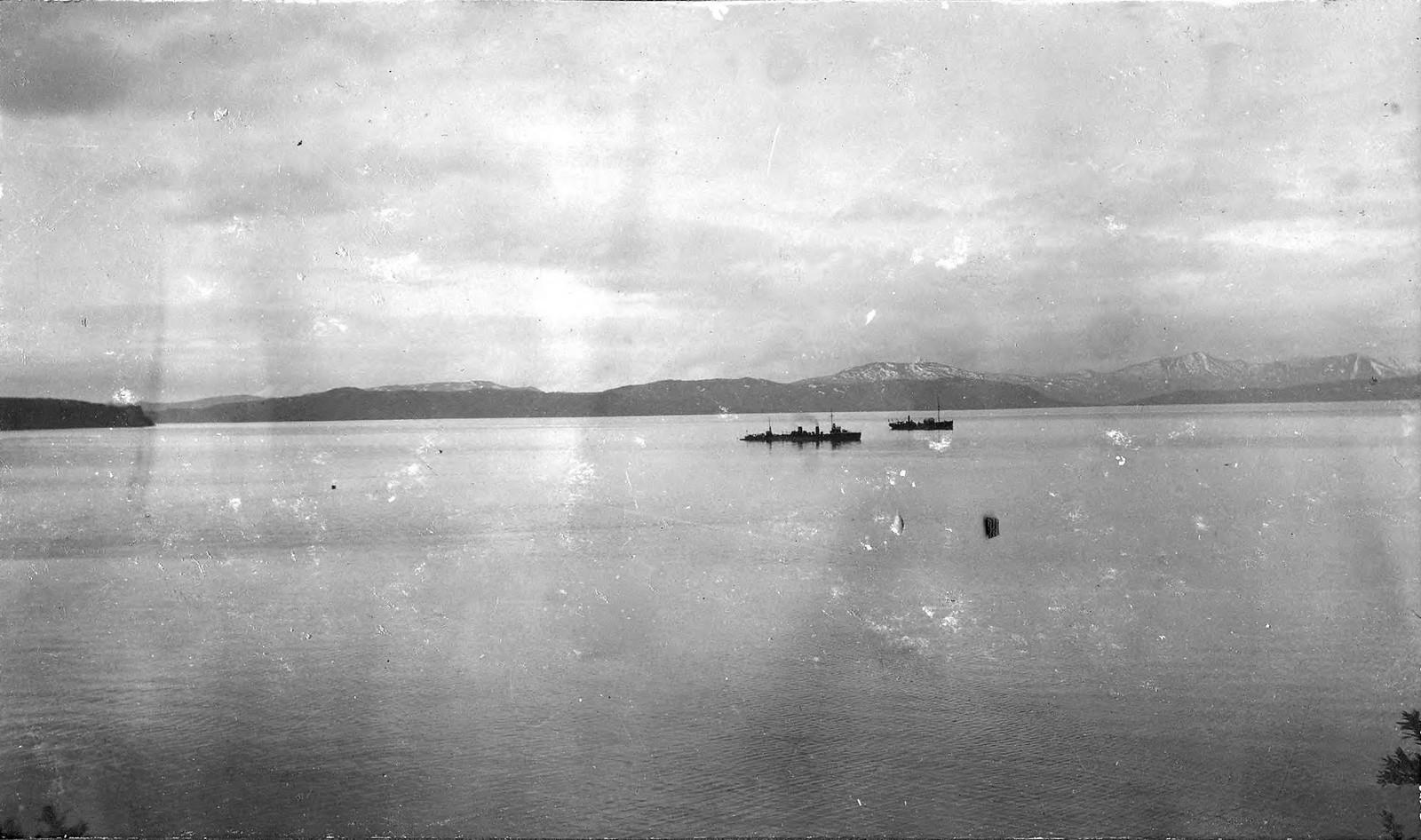1910. Авачинская губа