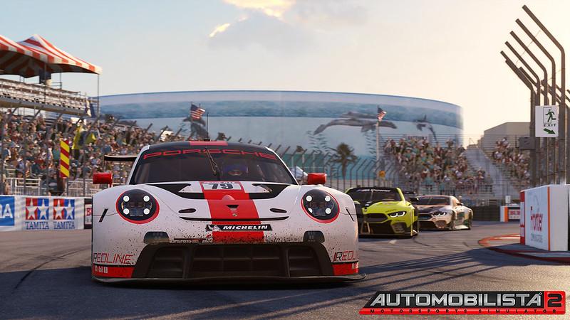 AMS 2 Porsche