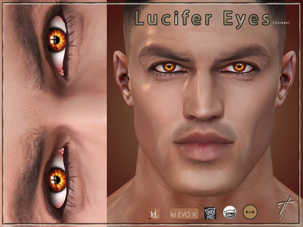 Tville - Lucifer Eyes
