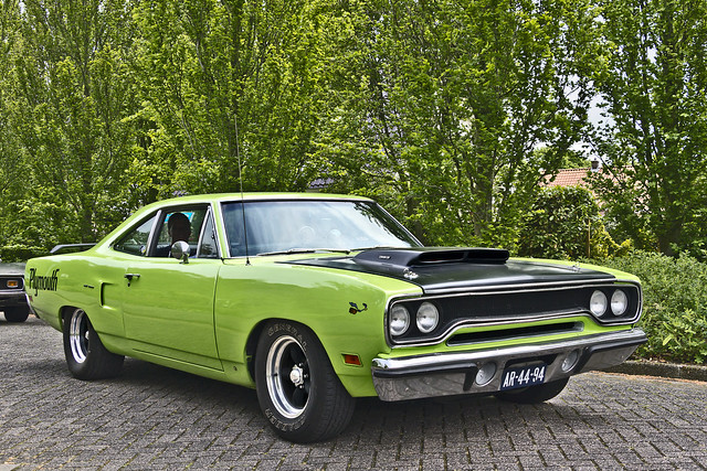 Plymouth Road Runner Coupé 1970 (7831)