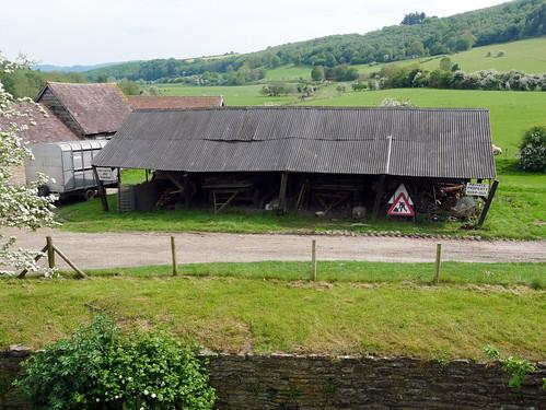 Stokesay View