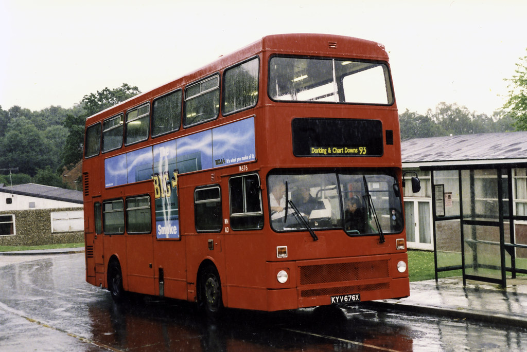 Arriva Horsham M676 Dorking Goodwyns