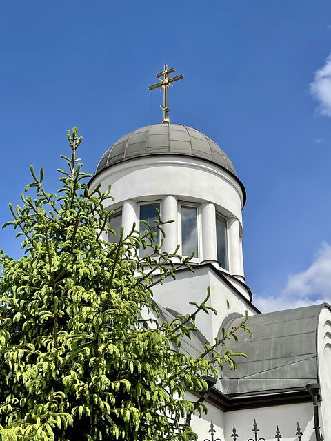 Church, Volkovskoe highway