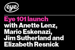 Come to the Eye 101 launch