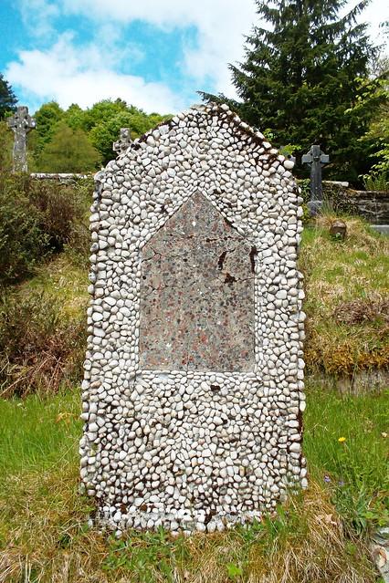 KILMUN Parish Church, Argyllshire, Scotland