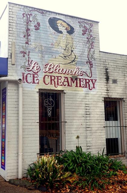 Le Blanche Ice Creamery  ** Explored **