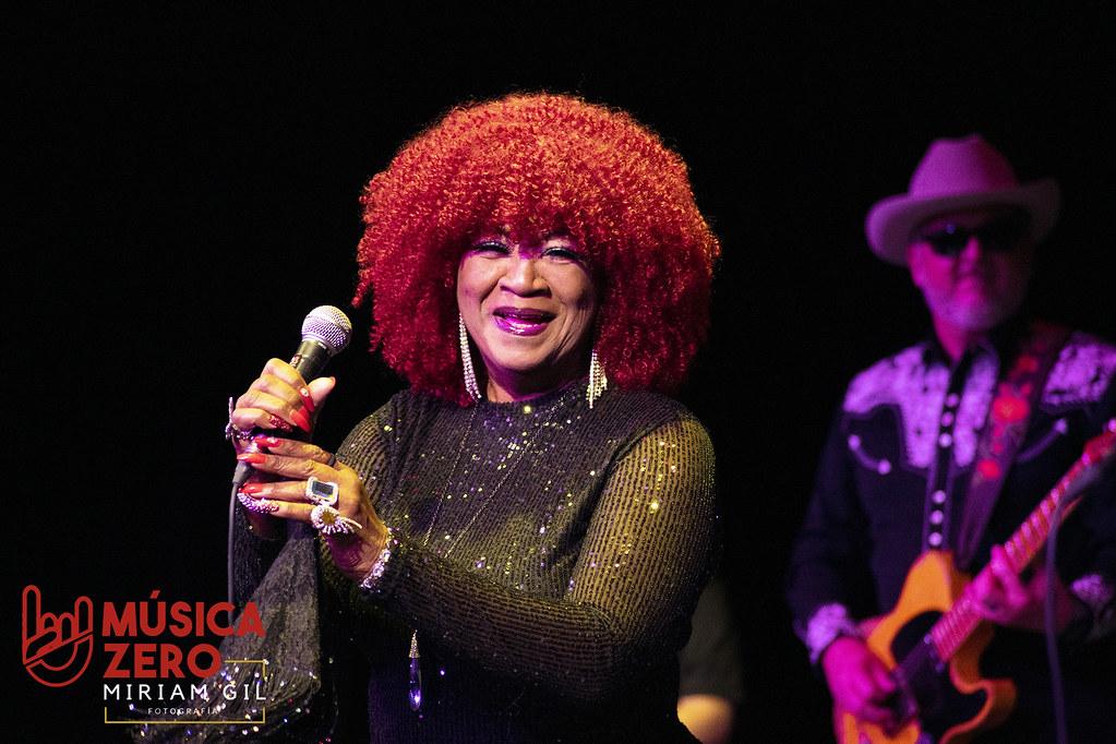 Trudy Lynn & Her Blues U.S.A Band