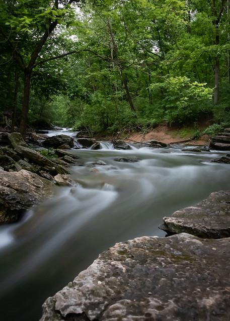 Tanyard Creek