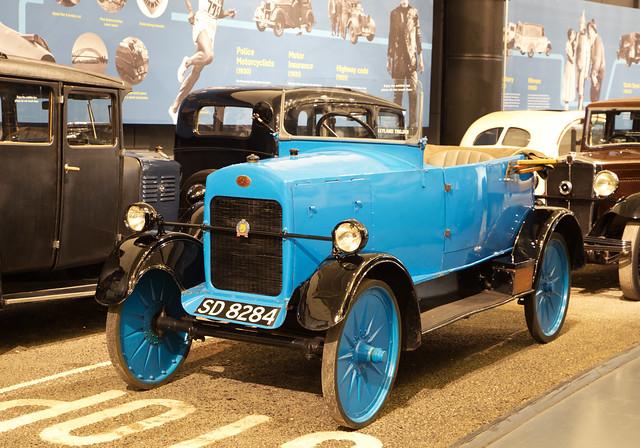 Leyland Trojan tourer (1924)