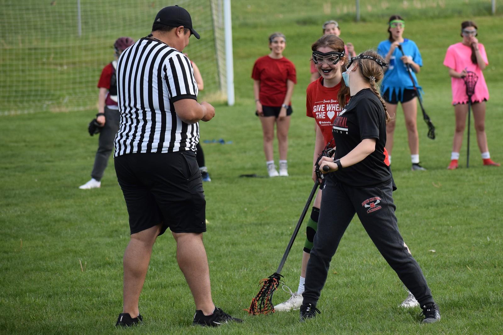 Varsity vs. Alumni/Coaches (05/10/21)